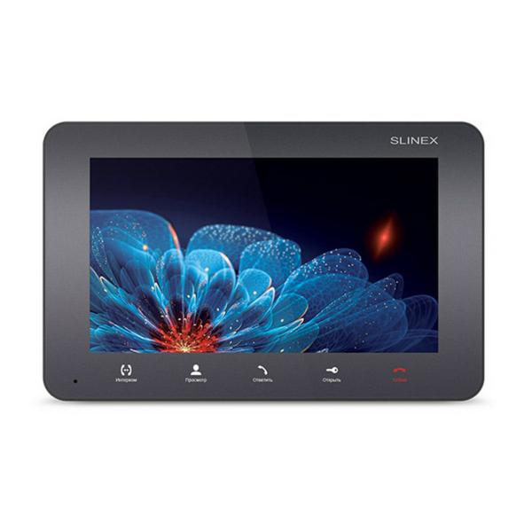 Intercoms/Video intercoms Video intercom Slinex SM-07M graphite