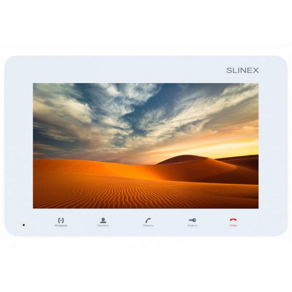 Intercoms/Video intercoms Video intercom Slinex SM-07M white