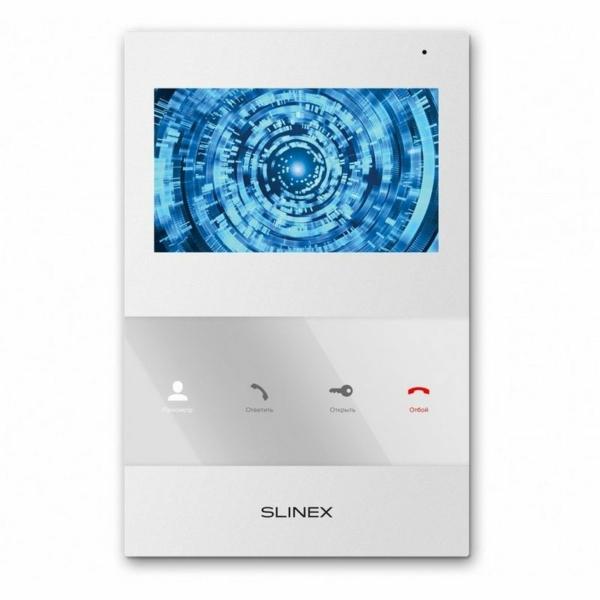 Intercoms/Video intercoms Video intercom Slinex SQ-04M white