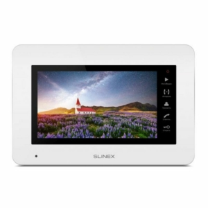Intercoms/Video intercoms Video intercom Slinex XS-07M white