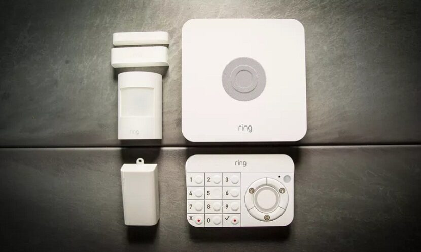 Security systems Home Security System Ring Alarm Security