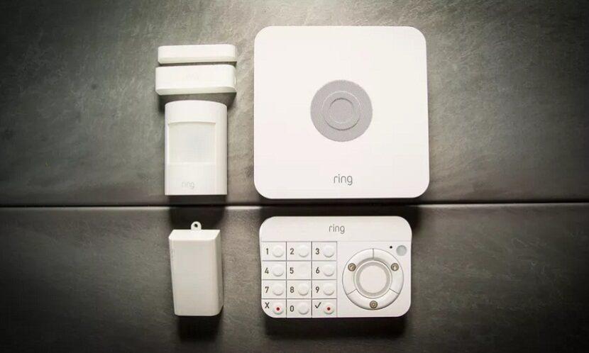 Охранные системы Домашняя система безопасности Ring Alarm Security