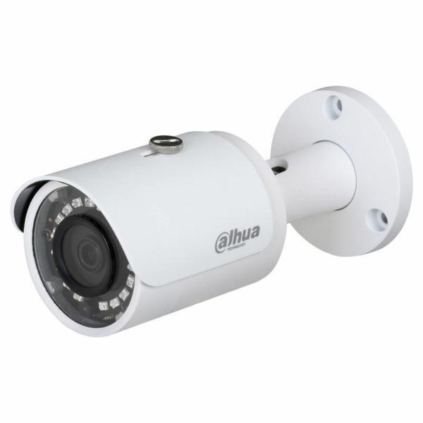 Відеонагляд/Камери відеоспостереження 1 Мп HDCVI відеокамера Dahua DH-HAC-HFW1000SP-S3 (2.8 мм)