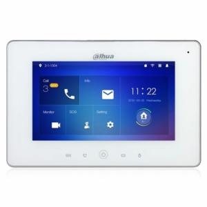 Домофоны/Видеодомофоны IP-видеодомофон Dahua DH-VTH5221DW white