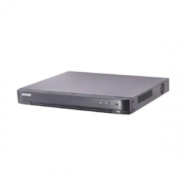 Відеонагляд/Відеореєстратори 16-канальний XVR відеореєстратор Hikvision DS-7216HQHI-K1