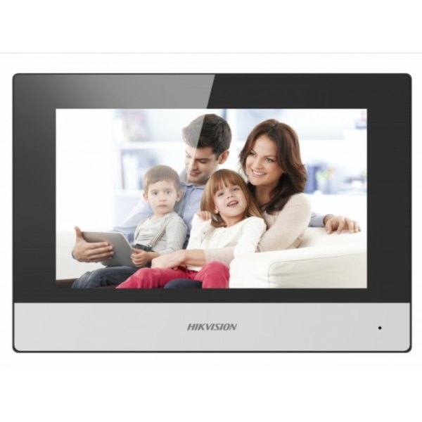 Домофони/Відеодомофони IP-відеодомофон Hikvision DS-KH6320-WTE1