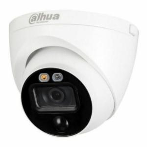 Видеонаблюдение/Камеры видеонаблюдения 5 Мп HDCVI видеокамера Dahua DH-HAC-ME1500EP-LED (2.8 мм)