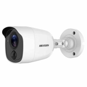 Відеонагляд/Камери відеоспостереження 5 Мп HDTVI відеокамера Hikvision DS-2CE11H0T-PIRLO (2.8 мм)