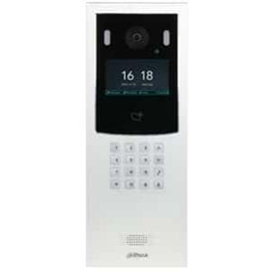 Домофони/Викличні відеопанелі Виклична IP-відеопанель Dahua DHI-VTO6441F