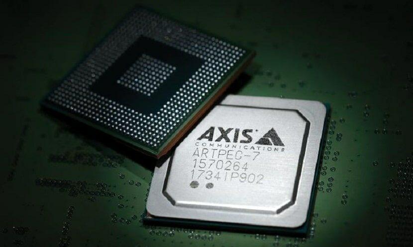 Відеонагляд Чіп Axis ARTPEC 7-го покоління: перезавантаження камер Axis