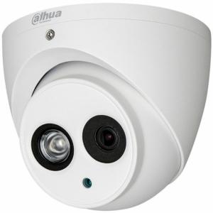 Видеонаблюдение/Камеры видеонаблюдения 4 Мп HDCVI видеокамера Dahua DH-HAC-HDW1400EMP-A (2.8 мм)