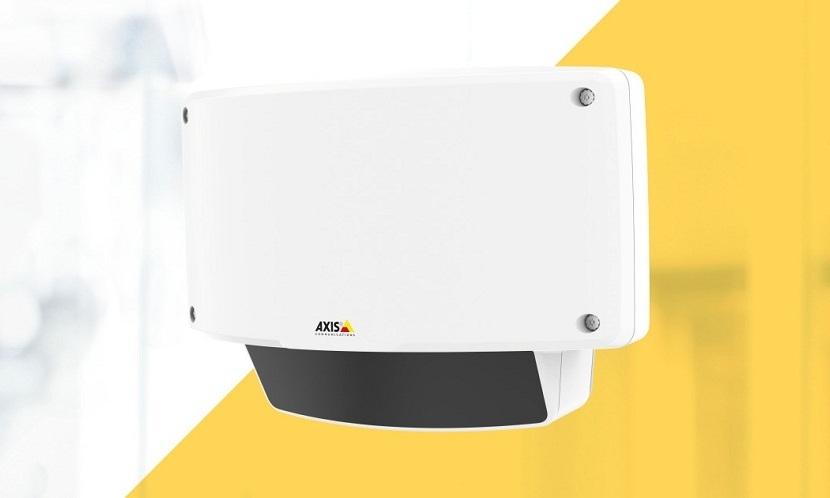 Охранные системы AXIS D2050-VE Network Radar Detector: вспомогательная линия обороны