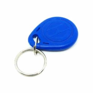 Access control/Cards, Keys, Keyfobs Keyfob Atis RFID KEYFOB EM Blue