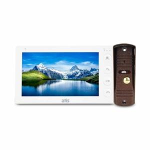 Домофоны/Видеодомофоны Комплект видеодомофона Atis AD-760W Kit box