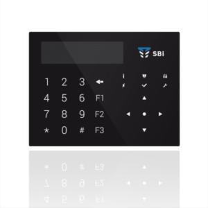 Охранные системы/Клавиатуры Клавиатура Tiras Orion K-GLCD black