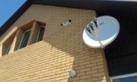 Система IP відеоспостереження з 6 камер для котеджу в Сумах