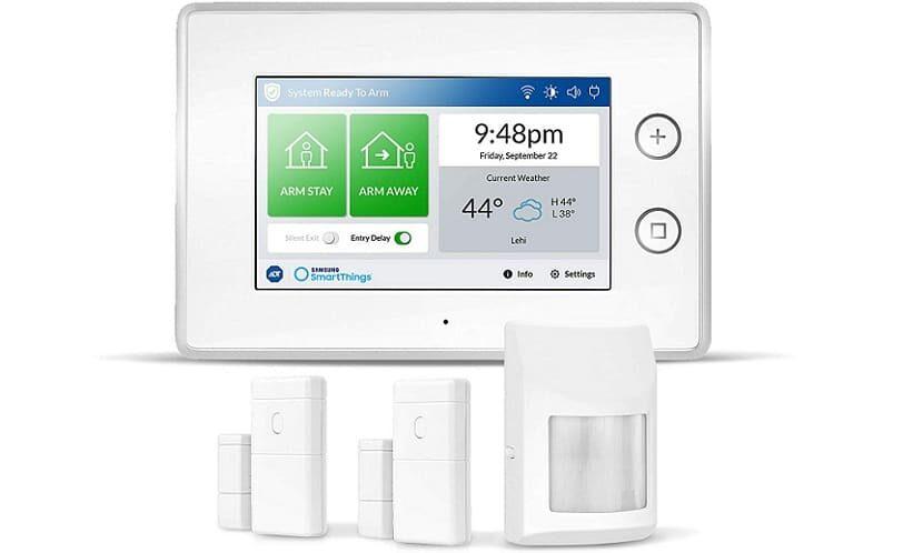 Охоронні системи Домашня система безпеки від SmartThings і ADT