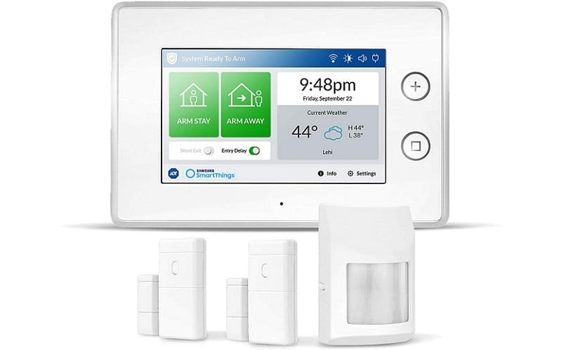 Security systems Home Security from SmartThings and ADT