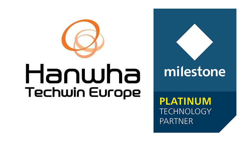 Video surveillance Hanwha Techwin Becomes Milestone Platinum Technology Partner