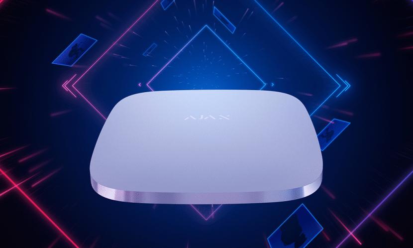 Контроль доступу Ajax Hub 2: хаб нового покоління, який надійно захистить ваше майно