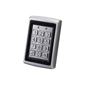 Контроль доступу/Кодові клавіатури Кодова клавіатура Yli Electronic YK-568L з вбудованим зчитувачем карт/брелоків