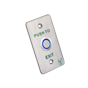 Access control/Exit Buttons Exit Button Yli Electronic PBK-814B (LED)