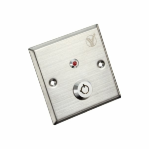 Access control/Exit Buttons Exit Button Yli Electronic YKS-850LM with key