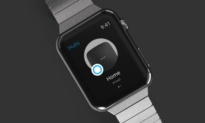 Статті Як керувати системою безпеки Ajax з годинника Apple Watch