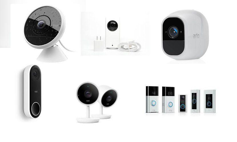 Відеонагляд Кращі домашні камери безпеки 2019 року