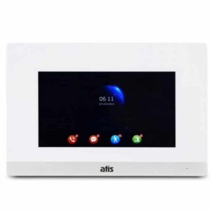 Intercoms/Video intercoms Video intercom Atis AD-750FHD S white