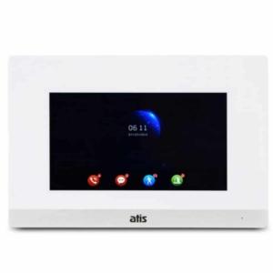 Домофони/Відеодомофони Відеодомофон Atis AD-750FHD S white