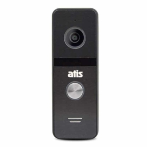 Intercoms/Викличні відеопанелі Video Doorbell Atis AT-400FHD black
