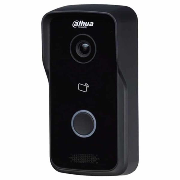 Intercoms/Video Doorbells Wi-Fi IP Video Doorbell Dahua DH-VTO2111D-WP-S1