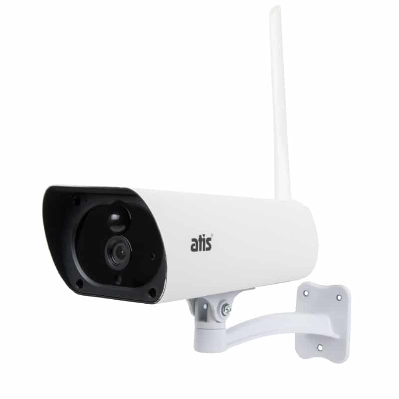 2 Мп 4G IP-видеокамера Atis AI-155 на солнечных батареях