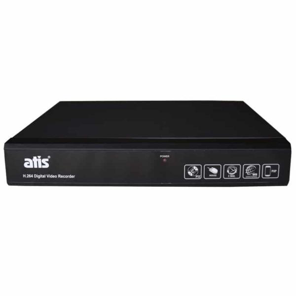 Video surveillance/Video recorders 8-channel XVR Video Recorder Аtis XVR 4108NA