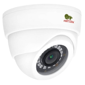 Video surveillance/Video surveillance cameras 2 MP AHD camera Partizan CDM-223S-IR FullHD