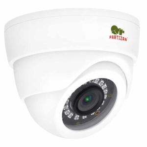 Відеонагляд/Камери відеоспостереження 4 Мп AHD відеокамера Partizan CDM-233H-IR SuperHD Metal