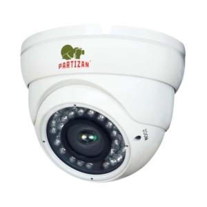 Видеонаблюдение/Камеры видеонаблюдения 2 Мп AHD видеокамера Partizan CDM-VF33H-IR FullHD 1.0