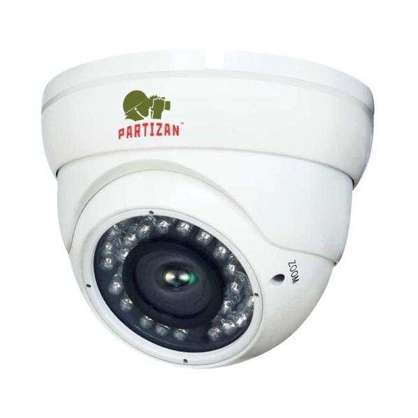 Відеонагляд/Камери відеоспостереження 2 Мп AHD відеокамера Partizan CDM-VF33H-IR FullHD 1.0