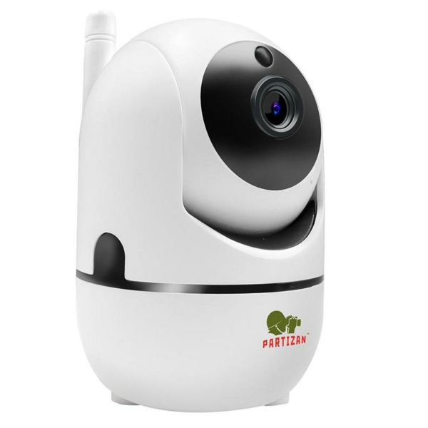 Video surveillance/Video surveillance cameras 2 МP PTZ Wi-Fi IP-camera Partizan Cloud Robot FullHD IPH-2SP-IR 1.0