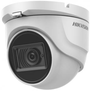 Видеонаблюдение/Камеры видеонаблюдения 5 Мп HDTVI видеокамера Hikvision DS-2CE56H0T-ITMF (2.4 мм)
