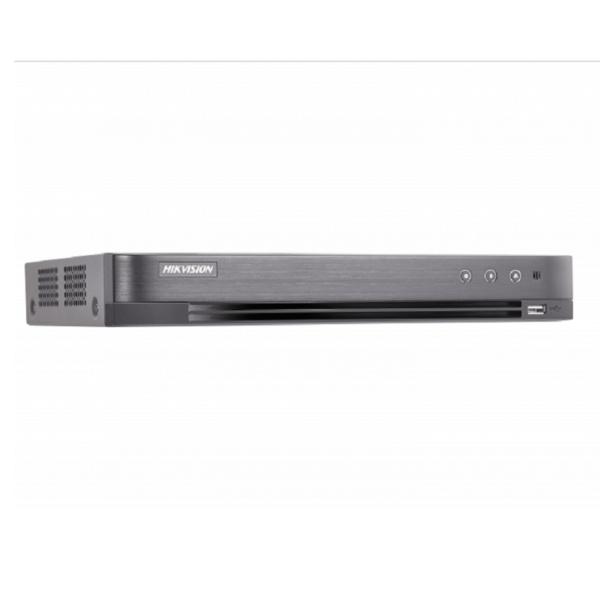 Відеонагляд/Відеореєстратори 4-канальний XVR відеореєстратор Hikvision DS-7204HQHI-K1/B