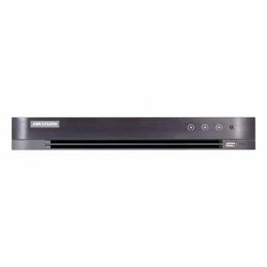 Відеонагляд/Відеореєстратори 4-канальний XVR відеореєстратор Hikvision iDS-7204HUHI-K1/4S