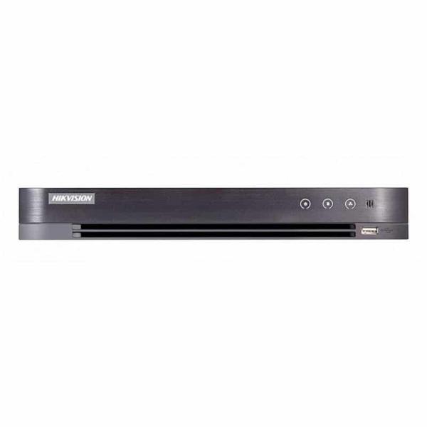 Відеонагляд/Відеореєстратори 8-канальний XVR відеореєстратор Hikvision iDS-7208HQHI-K1/4S
