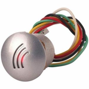 Контроль доступу/Зчитувачі карт/брелоків Зчитувач карт Iron Logic CP-Z 2MF врізний