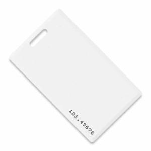 Контроль доступа/Карточки, Ключи, Брелоки RFID proximity карта Iron Logic IL-06T (перезаписываемая)