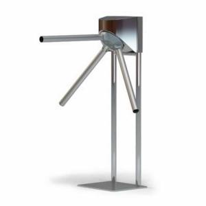 Контроль доступа/Турникеты Турникет-трипод LOT Accent полированная нержавеющая сталь