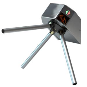 Контроль доступа/Турникеты Турникет-трипод LOT Eco шлифованная нержавеющая сталь