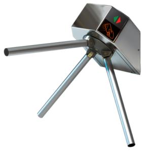 Контроль доступу/Турнікети Турнікет-трипод LOT Eco полірована нержавіюча сталь
