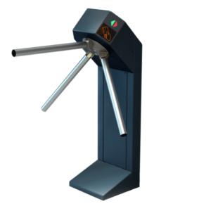 Контроль доступа/Турникеты Турникет-трипод LOT Expert окрашенный черный металл